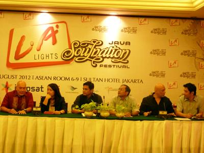 Banyak yang Menarik di Java Soulnation 2012