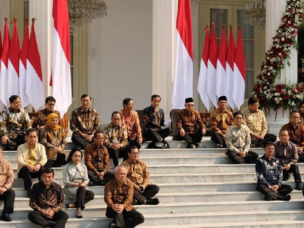 Deretan 'Ancaman' Jokowi untuk Para Menteri: Jangan Korupsi hingga Copot Tengah Jalan!