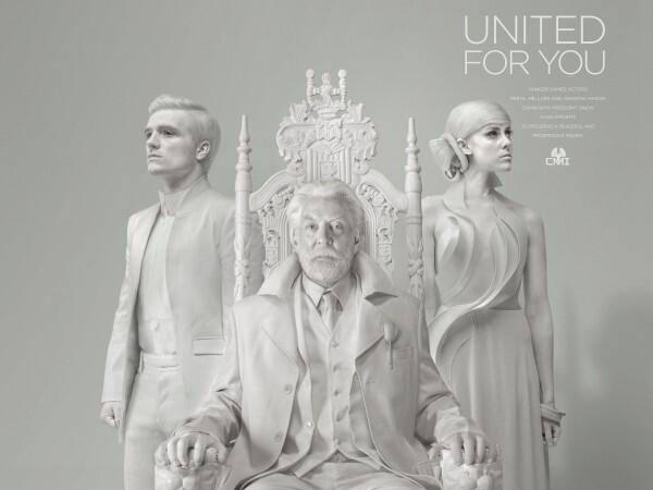 Duh, Capitol TV Dibajak di Teaser 'The Hunger Games: Mockingjay, Part 1' !