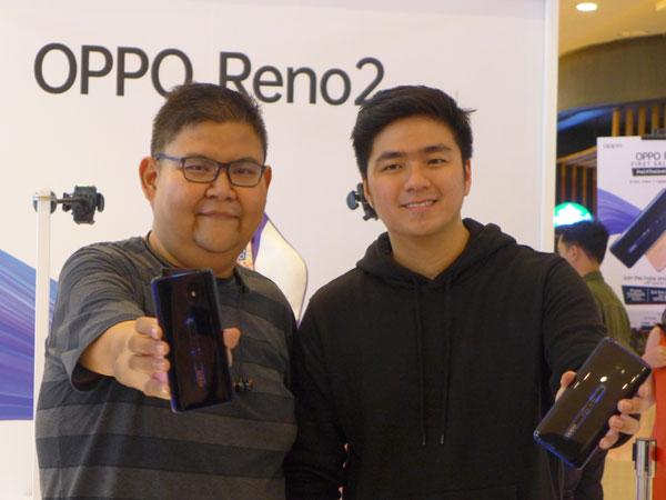 Penjualan Perdana Oppo Reno2 Dapat Sambutan Baik di Jakarta dan Surabaya