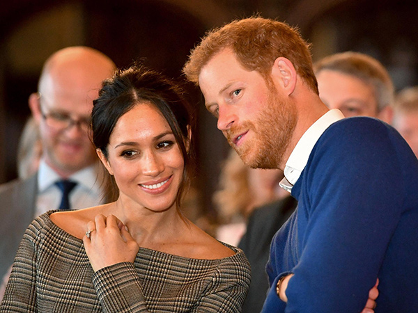 Netflix Tertarik Kerja Sama dengan Pangeran Harry dan Meghan Markle