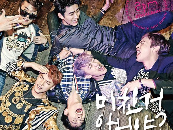 Siap Comeback, 2PM Akan Gelar Rangkaian Pesta Besar Bersama Fans!