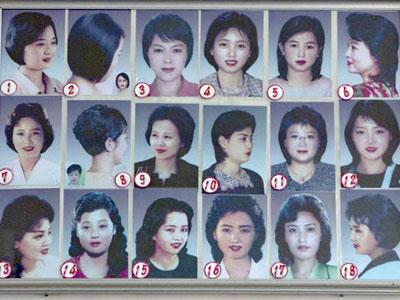 Di Korea Utara, Potongan Rambut Disesuaikan dengan Status!