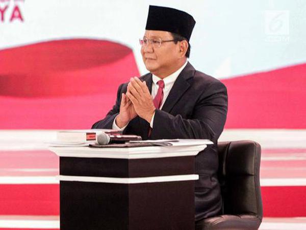 Prabowo Akui Kepemilikan Ratusan Ribu Hektar Lahan Milik Negara