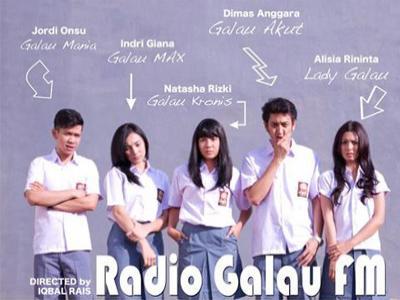 Wah, Radio Galau Bakal Diangkat ke Layar Lebar