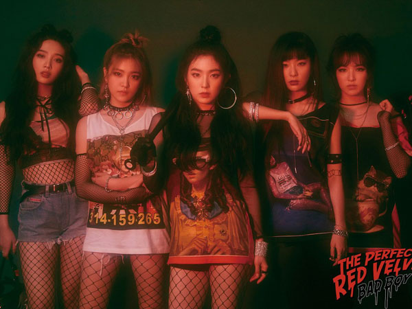 Bedah Fashion Video Musik: Red Velvet - 'Bad Boy'
