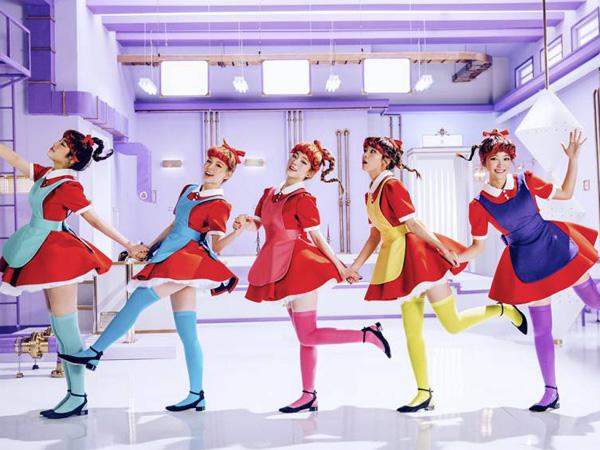 Colorful dan Unik Warnai Video Musik 'Dumb Dumb' Red Velvet!