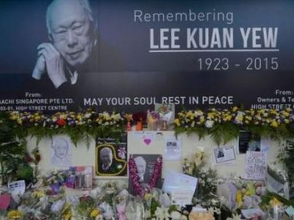 Hari Ini Jenazah Mantan Perdana Menteri Singapura Lee Kuan Yew Dikremasi