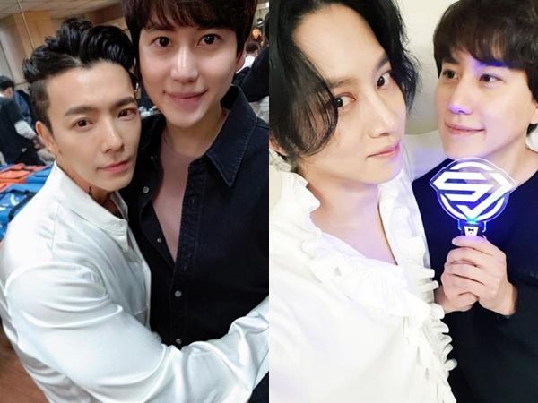 Member Super Junior Antusias Sambut Kyuhyun Bebas Wajib Militer