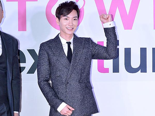 Tiga Tahun DItinggal, Leeteuk Super Junior Kembali Bawakan 'Star King'