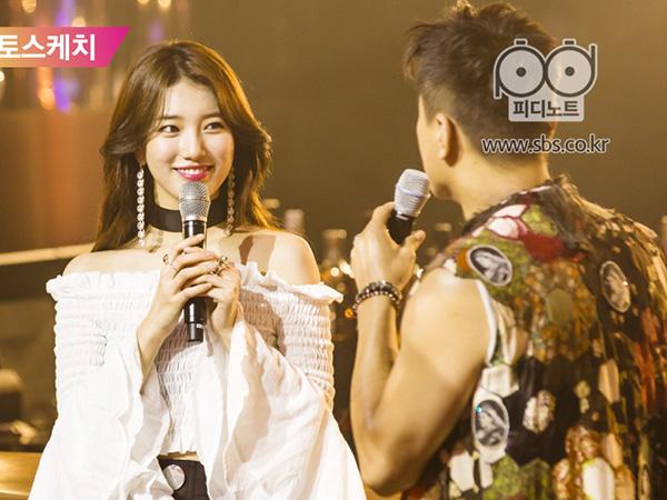 Kehadiran Suzy Juga Dongkrak Perolehan Rating Talk Show JYP 'Party People'