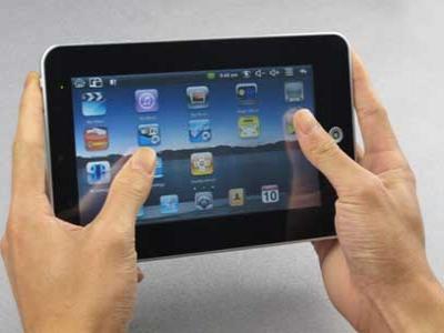 2013, Tablet 7 Inci Akan Merajai Pasar