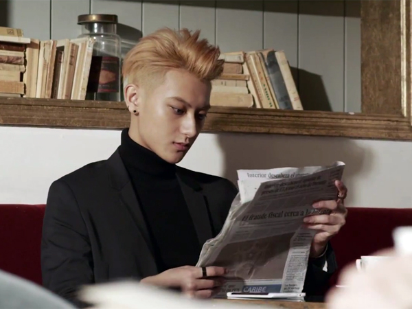 Tao EXO Berhentikan Waktu di Barcelona Untuk Teaser Kedua 'EXODUS'