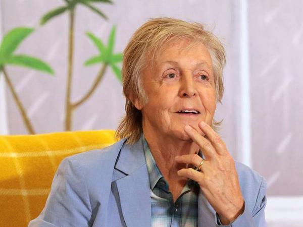Soal Corona, Paul McCartney Kritik Pasar di Wuhan yang Jual Kelelawar