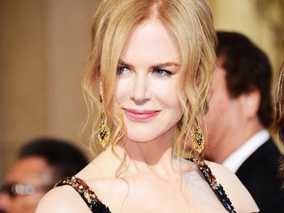 Liburan di Yogyakarta, Nicole Kidman Ubah Identitas?