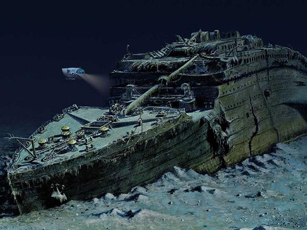 Bangkai Kapal Titanic Kini Bisa Dikunjungi Turis, Berapa Harga Tiketnya?