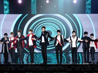 Yuk, Ikuti Perjalanan Tur Konser Super Show Super Junior