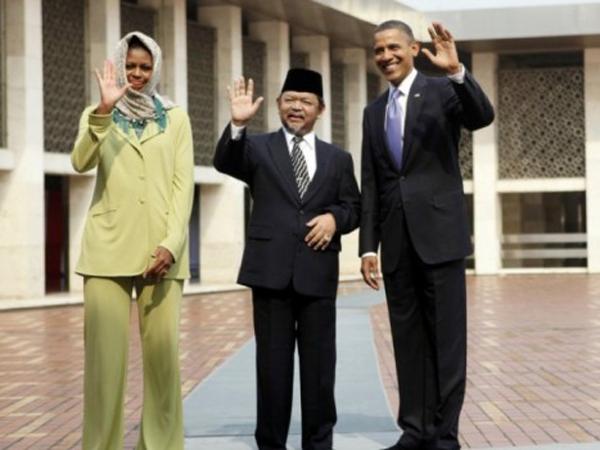 Ini Pesan Idul Fitri Obama Untuk Seluruh Umat Muslim Indonesia