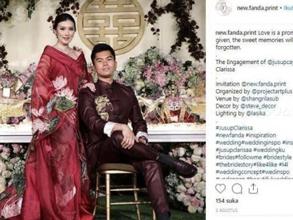 Klarifikasi Hoax Pernikahan 'Crazy Rich Surabayan' Beri Souvenir Emas dan Doorprize Mobil Jaguar!