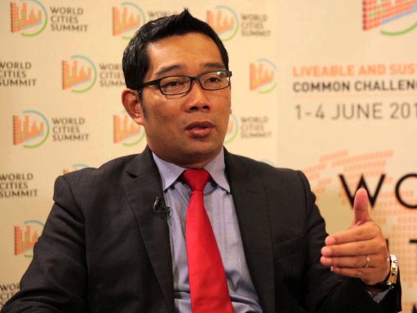 Memukul dan Menampar, Ridwan Kamil Dilaporkan Sopir Angkot ke Polisi