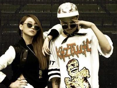 G-Dragon dan CL Dinominasikan Sebagai Artis Pendatang Baru Terbaik oleh Fuse TV