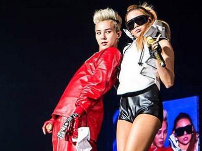 Siap Promosikan Lagu 'R.O.D', G-Dragon Gaet CL 2NE1!