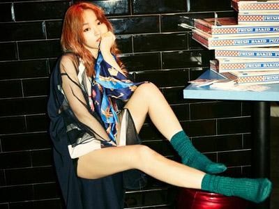 Jiyoon 4Minute Ceritakan Scene Paling 'Nyeleneh'nya dalam MV 'Whatcha Doin' Today?'
