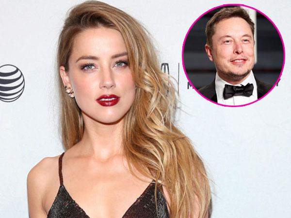 Cerai dari Johnny Depp, Amber Heard Pamer Pacari Seorang Miliarder