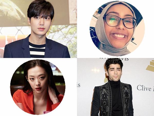 Masalah Zayn Malik Hingga Penampilan Wamil Lee Min Ho Jadi Hot Topic Jelang Lebaran