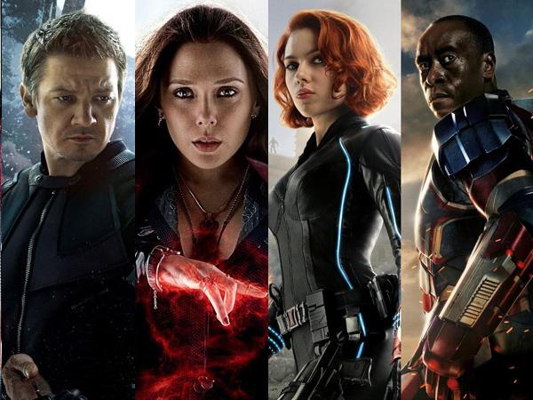 Super Hero 'The Avengers' Mana Yang Dipilih Fans Untuk Dapat Film Solo Selanjutnya?