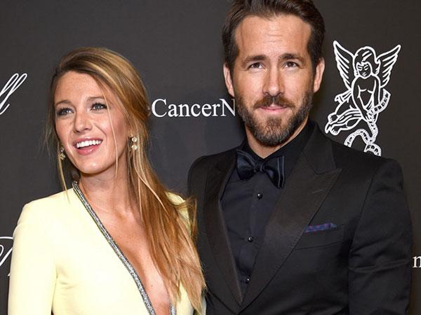 Wah, Blake Lively Ternyata Telah Lahirkan Anak Pertama Sebelum Tahun Baru!