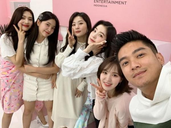 Buat Vlog Bareng Red Velvet, Boy William Konfirmasi Kemiripan Wajahnya dengan Choi Siwon