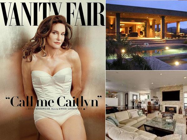 Yuk, Intip Rumah Mewah Seharga 46,67 Miliar Milik Caitlyn Jenner!