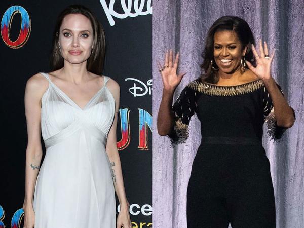 Michelle Obama Geser Angelina Jolie Jadi Wanita Paling Dikagumi di Dunia
