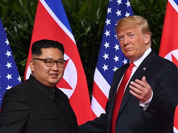 Masih Percaya, Donald Trump Buka Kesempatan Diskusi Lagi dengan Kim Jong Un Soal Nuklir