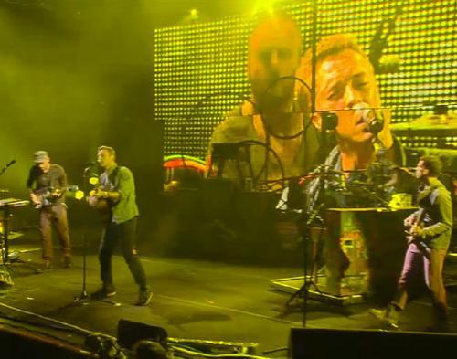 Coldplay Jadi Band Rock Paling Laris di Inggris