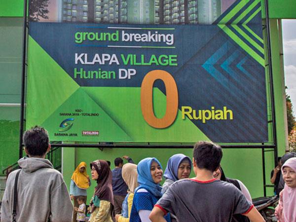 Tak Ada Cerita Lagi, Apa Kabar Program yang Diusung Gubernur Anies yaitu Hunian DP Rp0?