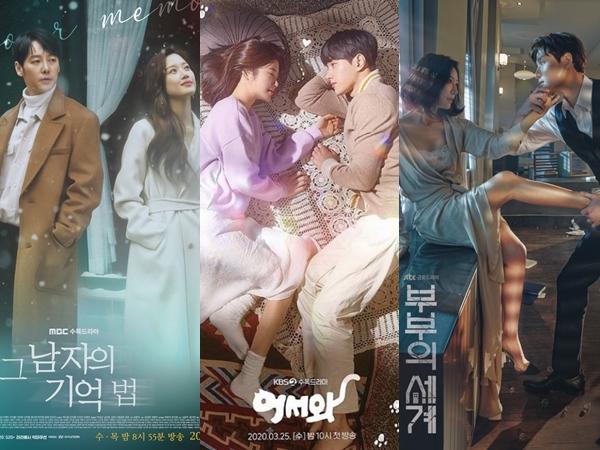 Romansa Anak Muda Hingga Dewasa, Deretan K-Drama Baru Ini Siap Tayang di Bulan Maret (Part 2)