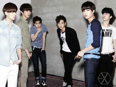 EXO-K 'MAMA' Memecahkan Rekor Penjualan Album di Korea