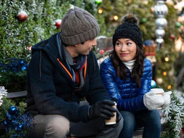 'A Sugar & Spice Holiday', Film Liburan Asia-Amerika Pertama yang Dibintangi Jacky Lai