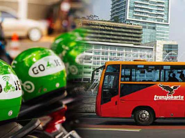 Luncurkan Layanan Go-Busway, Pelanggan Kini Bisa 'Lacak' Bus TransJakarta
