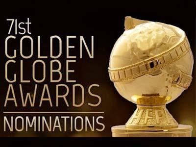 Ini Dia Daftar Nominasi Golden Globe 2014!