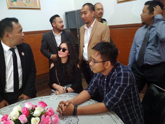 Pengadilan Negeri Bandung Putuskan Gracia Indri dan David Noah Gagal Cerai