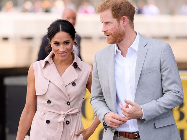 Ratu Elizabeth Beri Hadiah Mewah Untuk Pangeran Harry dan Meghan Markle