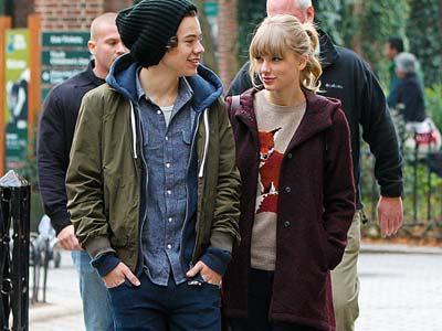 Harry Styles Bikin Kejutan Romantis Buat Ultah Taylor Swift