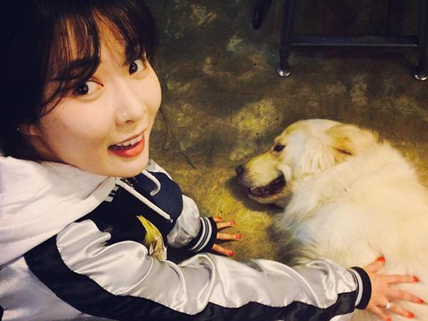 Cinta Binatang, HyunA Sampai Menangis Di Acara 'Animal Farm'?