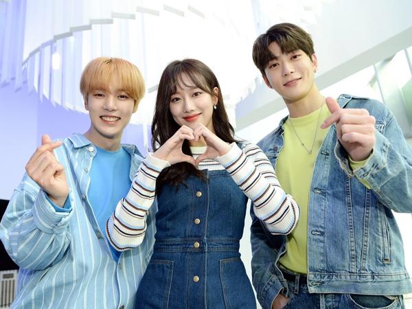 Jaehyun, Minhyuk, dan Naeun Ungkap Perasaan Terpilih Jadi MC Inkigayo