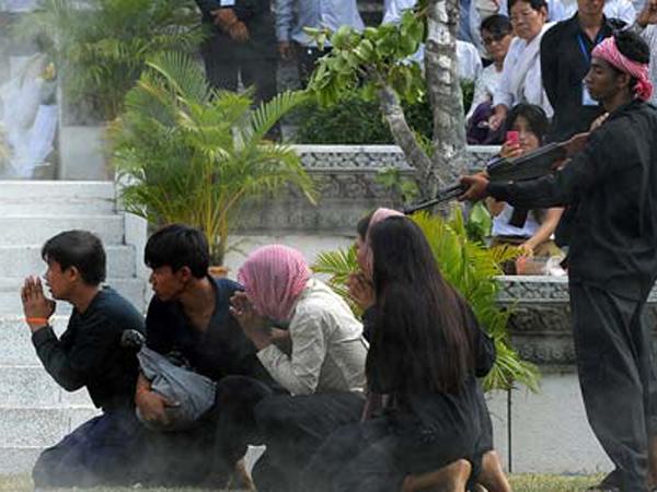 Tewaskan 2 Juta Orang, Kamboja Peringati Hari Kemarahan