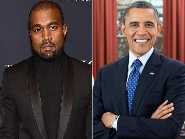Kanye West 'Nekat' Calonkan Diri Jadi Presiden Amerika, Ini Respon Barack Obama
