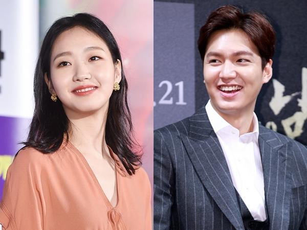Kim Go Eun Jadi Pasangan Lee Min Ho di Drama Terbaru Karya Kim Eun Sook